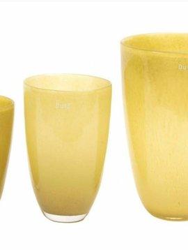 DutZ Flower vases mustard