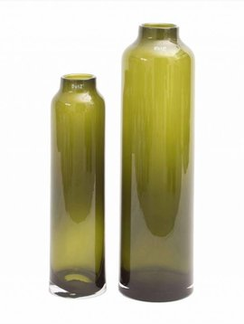 DutZ Vase Longo big olive