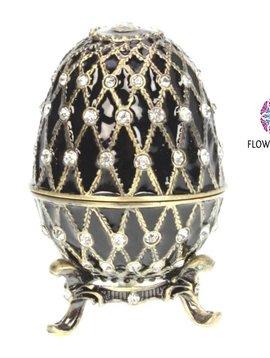 Russian egg black