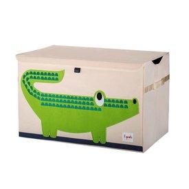 3 Sprouts 3 Sprouts speelgoedkist krokodil