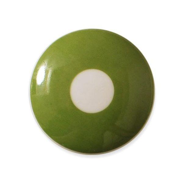 Aspegren Denmark Aspegren deurknopje kinderkamer polka groen