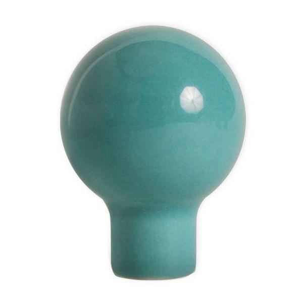 Aspegren Denmark Aspegren deurknopje rond funny aqua