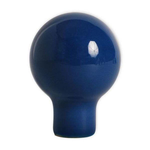 Aspegren Denmark Aspegren deurknopje rond funny donkerblauw