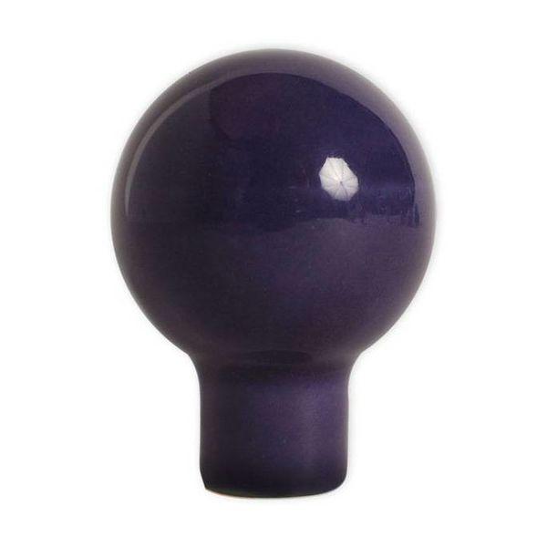 Aspegren Denmark Aspegren deurknopje rond funny paars