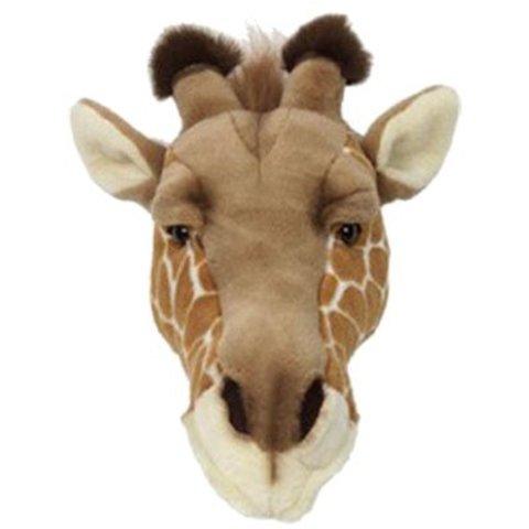 Wild & Soft  dierenkop giraffe