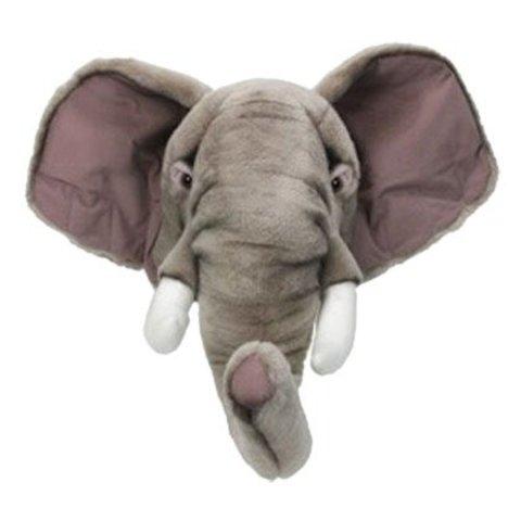 BiBiB beestenkop olifant