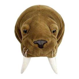 Wild & Soft Wild & Soft dierenkop walrus