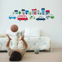 auto kinderkamer | kidzsupplies, Deco ideeën