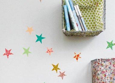 Kinderkamer Vlinder Compleet : Twinkle twinkle stars kinderkamer accessoires gehaakt oudroze