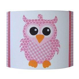 Designed4Kids Designed4kids wandlamp uil roze