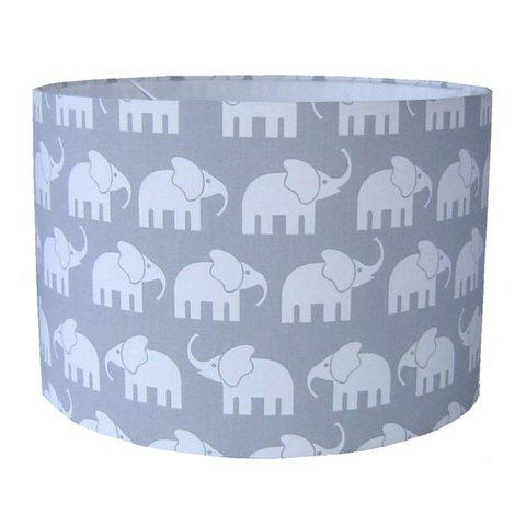 designed4kids designed4kids hanglamp babykamer olifantjes, Deco ideeën
