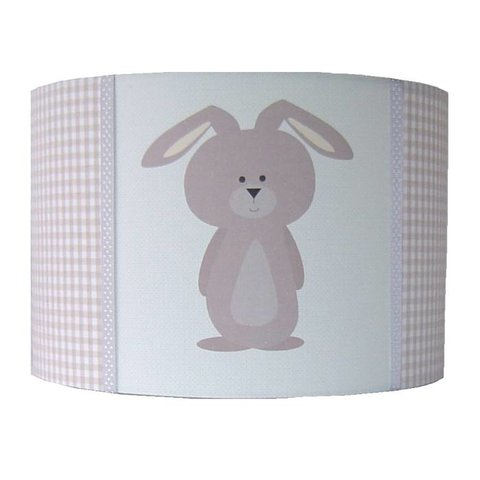 Designed4Kids kinderlamp konijn beige