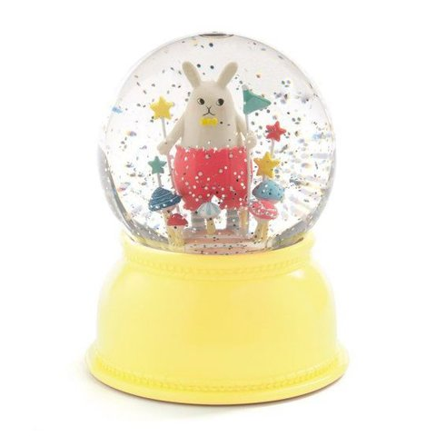 Djeco nachtlampje kinderkamer konijn