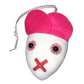 Esthex Esthex babyknuffel muis Phil roze