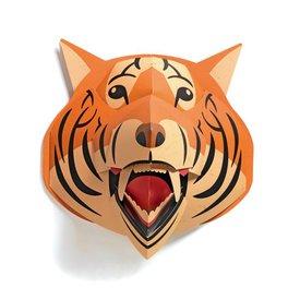 Djeco Djeco pop up schilderij tijger
