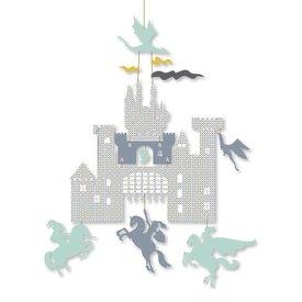 Djeco Djeco mini mobiel kasteel en draken