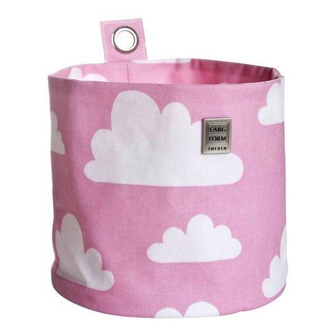 Farg en Form ophangmandje wolken roze groot