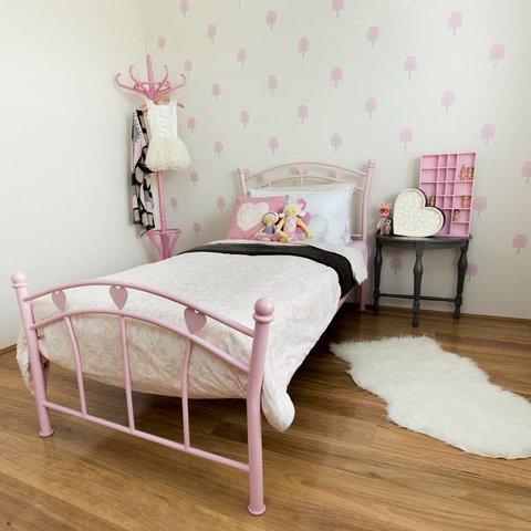 Forwalls muursticker roze bomen