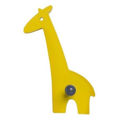 Franck and Fischer kapstokje giraffe geel