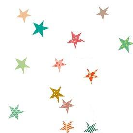 Mimi'lou Mimilou muurstickers sterren mini