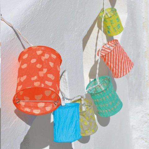 Mimilou lichtslinger lampion Summer