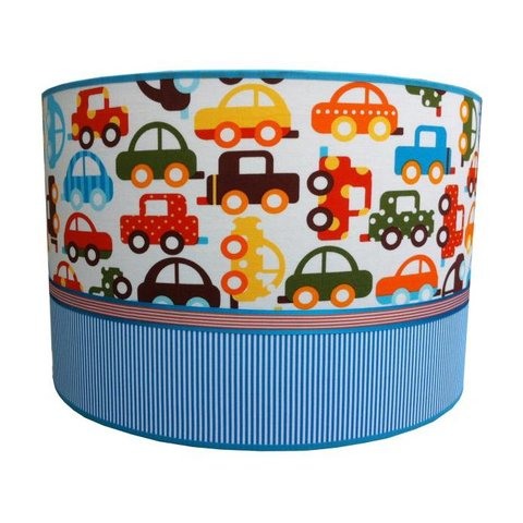 Juul Design kinderlamp auto's traffic jam