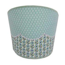 Juul Design Juul Design wandlamp bloemen floral mint