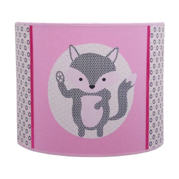 Juul Design Juul Design wandlamp vos roze