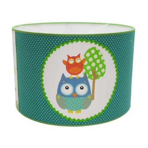 Juul Design kinderlamp uilen two happy owls