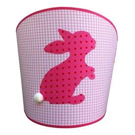 Juul Design Juul Design wandlamp konijntje pink bunny