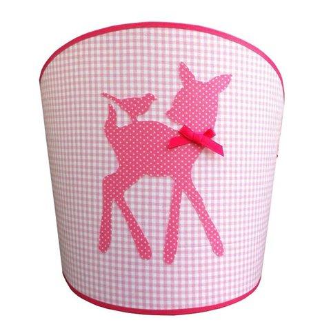 Juul Design wandlamp hertje pink deer