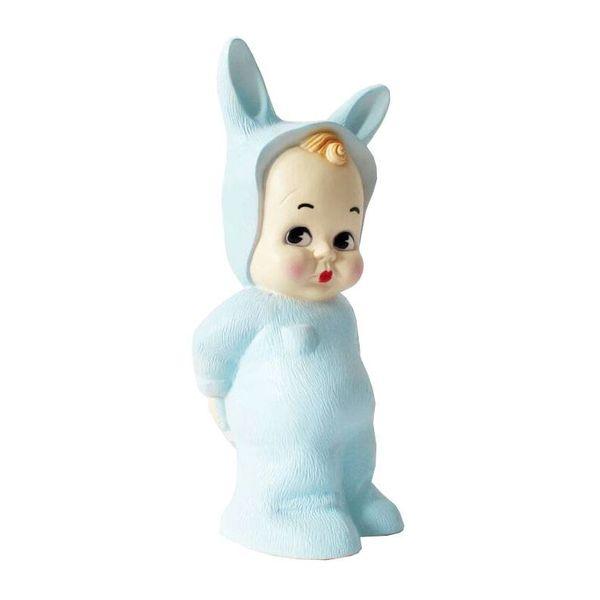 Lapin & Me Kinderlamp konijn Lapin & Me chalky blue
