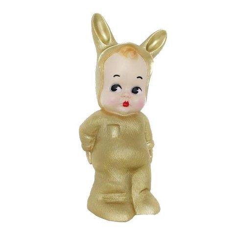 Kinderlamp konijn Lapin & Me goud