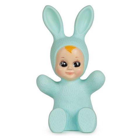 Kinderlamp konijn baby bunny mint