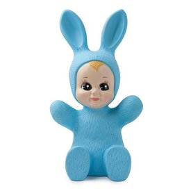 Goodnight Light Kinderlamp konijn baby bunny blauw