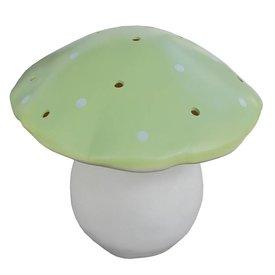 Heico figuurlampen Figuurlamp vliegenzwam pistache