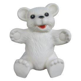 Heico figuurlampen Figuurlamp teddy beer wit