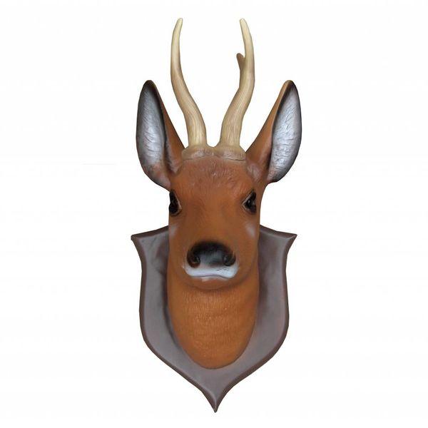 Heico figuurlampen Wandlamp hert bruin