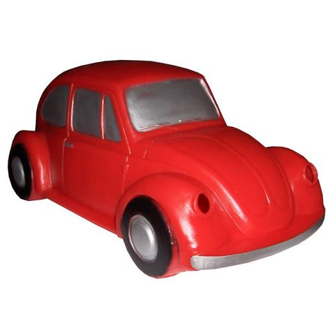 Figuurlamp auto VW kever rood