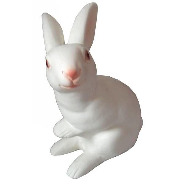 Heico figuurlampen Figuurlamp wit konijn groot