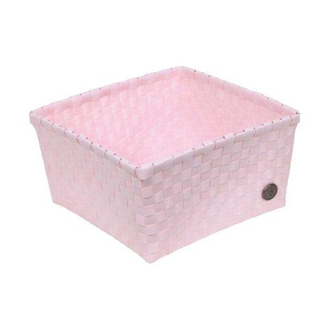 Handed By opbergmandje Milan powder pink