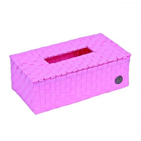 Handed By tissue box Luzzi blossom pink