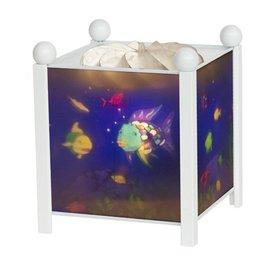 Trousselier Trousselier magische lamp mooiste visje wit