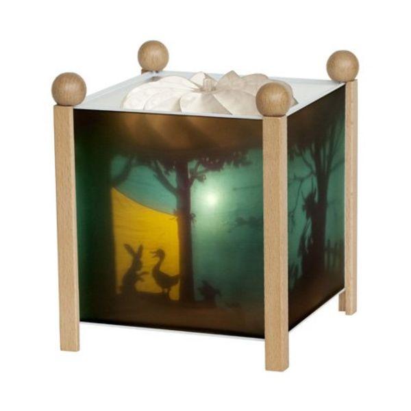 Trousselier Trousselier magische lamp konijntjes in de nacht