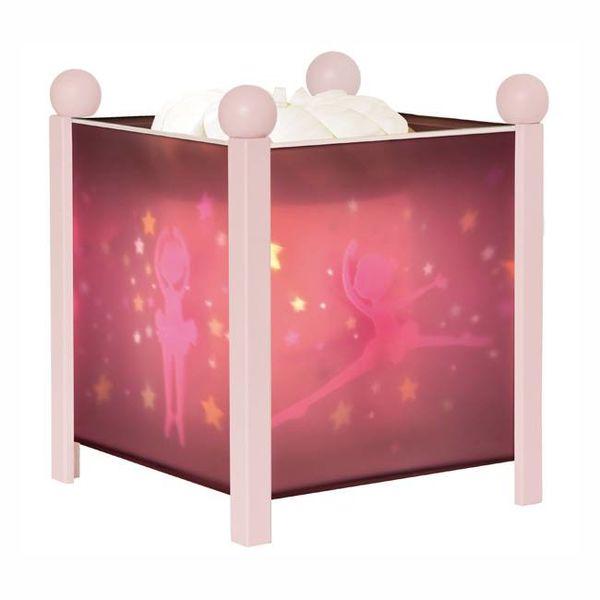 Trousselier Trousselier magische lamp ballerina roze