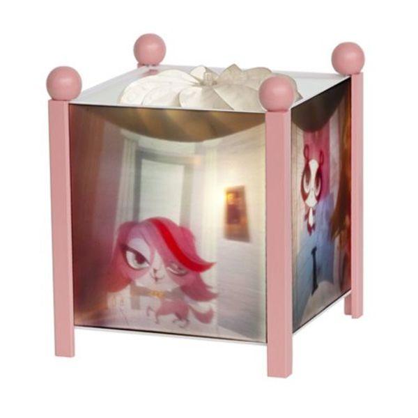 Trousselier Trousselier magische lamp little pet shop roze