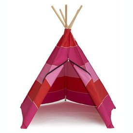 Roommate Roommate Hippie Tipi wigwam Native sunset pink