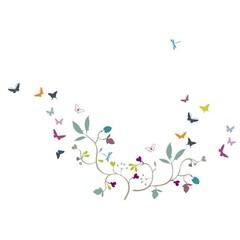 Producten getagd met muursticker vlinders