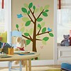 Roommates muursticker boom dotted tree
