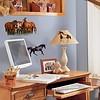 Roommates muursticker paarden wild horses